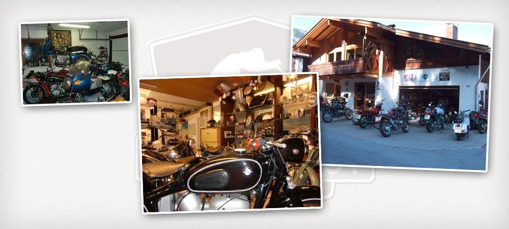 Classic Motorräder, Ersatzteile & Zubehör